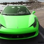 Farvesymbolik grøn